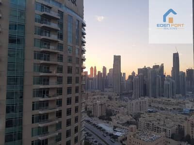 Studio for Rent in Downtown Dubai, Dubai - Studio Unfurnished | Higher Floor | Downtown..