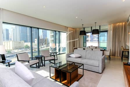 2 Bedroom Flat for Sale in The Hills, Dubai - Captivating Serviced Apartment | Priced To Sell | Exclusive