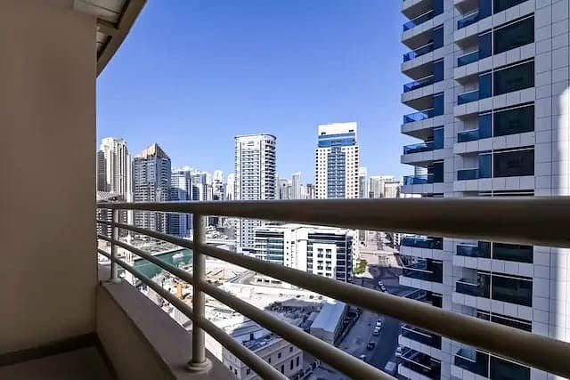 CHILLER FREE FURNISHED ONE BEDROOM IN DUBAI MARINA