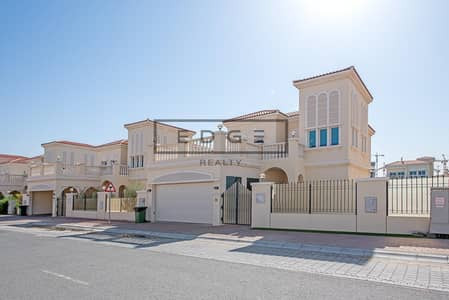2 Bedroom Villa for Sale in Jumeirah Village Circle (JVC), Dubai - Executive Villa| Natural Ventilation| Massive Compound