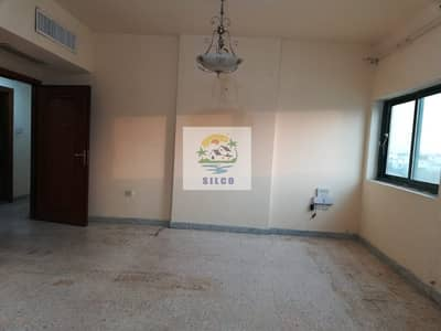 2 Bedroom Flat for Rent in Al Mushrif, Abu Dhabi - Central A/C flat with central gas