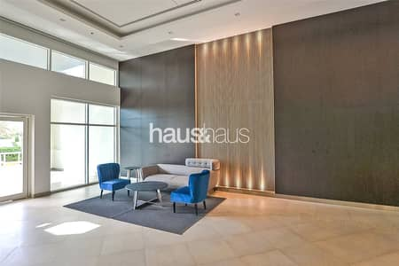 3 Bedroom Flat for Rent in Jumeirah Heights, Dubai - Lake View | Available April | Modern Finishing