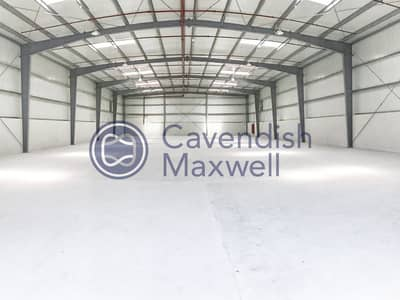 Warehouse for Sale in Dubai Investment Park (DIP), Dubai - Warehouse with Integrated Alarm System | DIP