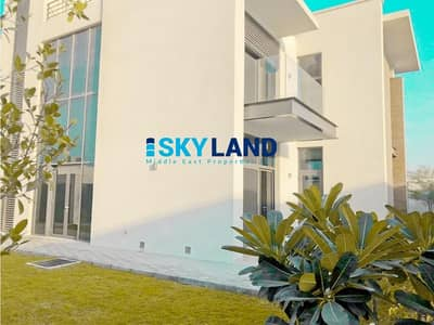 4 Bedroom Villa for Rent in Yas Island, Abu Dhabi - Deluxe and Modern 4Br in Huge Plot for 3Payments!