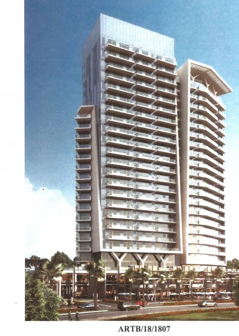 شقة فندقية في داماك هيلز (أكويا من داماك) 1 غرف 1200000 درهم - 4503537