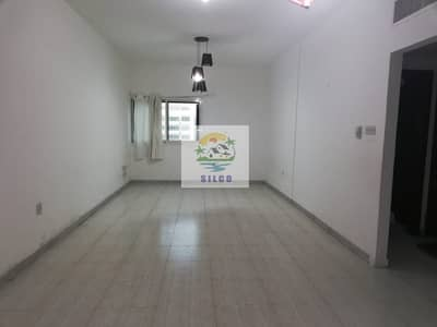 1 Bedroom Apartment for Rent in Al Mushrif, Abu Dhabi - Spacious flat in central A/C with gas