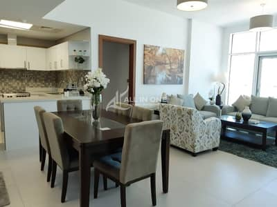 13th Mo. Contract! Furnished 2BR with No Commission!