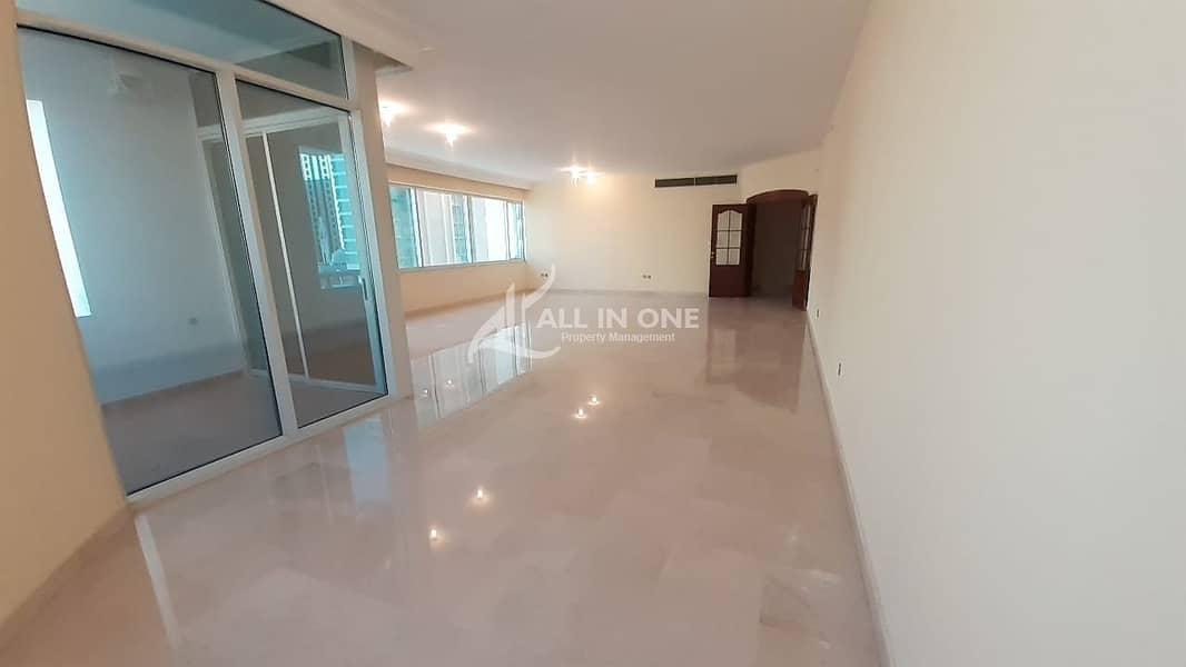Huge 4BR+Maids Room with Balcony in 4 Pays!