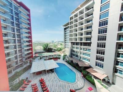 شقة 2 غرفة نوم للايجار في الطريق الشرقي، أبوظبي - Iconic Park Side Residence Living! 2BR with Awesome Facilities!