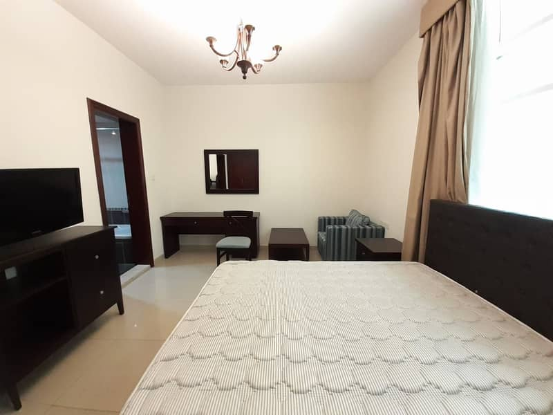 Furnished Studio inclusive  Water and Electricity!