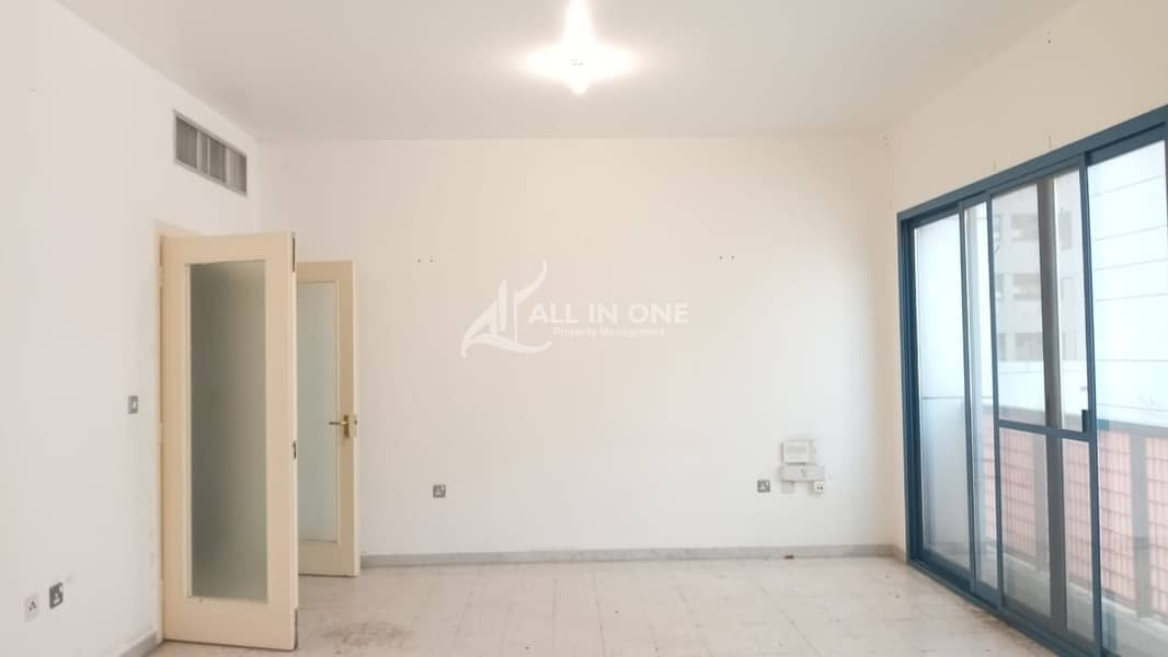 Live Who You Are! 2BR w/ Balcony in 3 Pays!