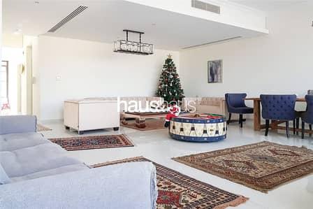 فیلا 3 غرف نوم للايجار في داماك هيلز (أكويا من داماك)، دبي - Landscaping now | Family area | TH-K | Modern