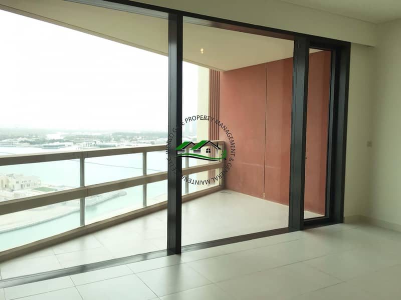 2 One Month Free! Amazing 2BR wi/ balcony and complete amenities in Reem Island