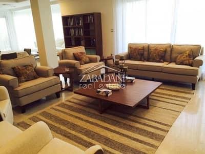 4 Bedroom Villa for Sale in Business Bay, Dubai - 4 Bedroom Podium Villa With Burj Khalifa View