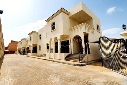 5 Bedroom Villa for Rent in Khalifa City A, Abu Dhabi - Super Economical 5br villa for rent inside compound  In Khalifa city A