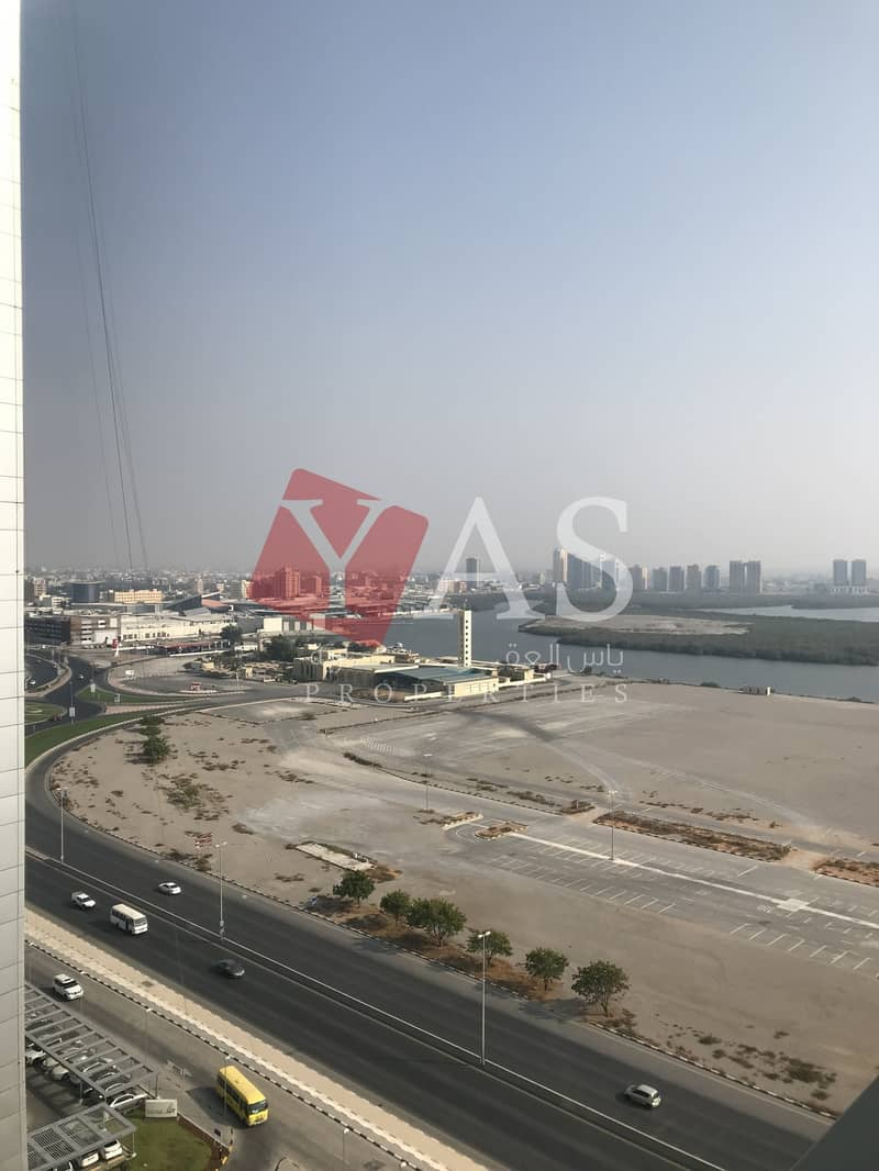 10 Amazing fully furnished Studio in Julphar Tower