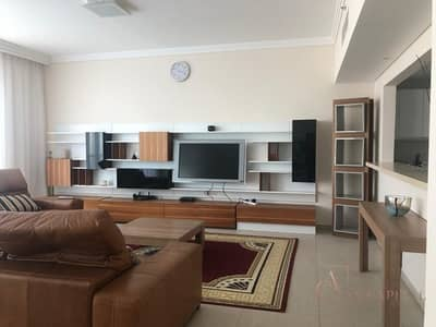 3 Bedroom Flat for Rent in Jumeirah Beach Residence (JBR), Dubai - Sea View I 3 Bedroom Apartment I Al Bateen