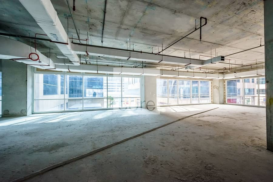 2 Shell and Core | Vacant | Combined Full Floor