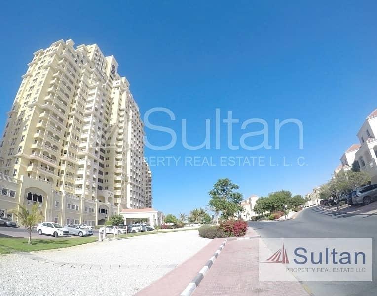 Great Investment 1 Bedtoom High Floor in Hamra Village RAK