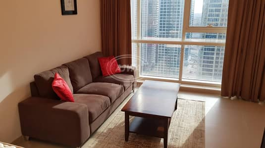 Studio for Rent in Jumeirah Lake Towers (JLT), Dubai - Fully Furnished | Direct Access to Metro