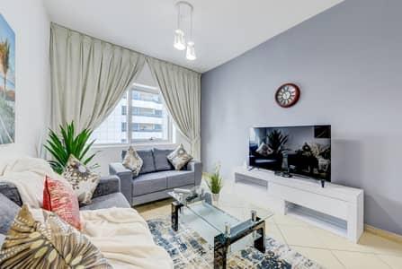 1 Bedroom Flat for Rent in Dubai Marina, Dubai - Best February Offer!!!Fully Furnished One Bedroom Apartment in Dubai Marina
