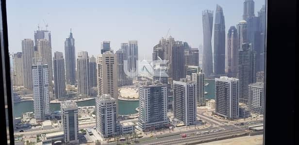 بنتهاوس 1 غرفة نوم للايجار في أبراج بحيرات الجميرا، دبي - Excellent Skyline View - 1 Bedroom Penthouse with Private pool