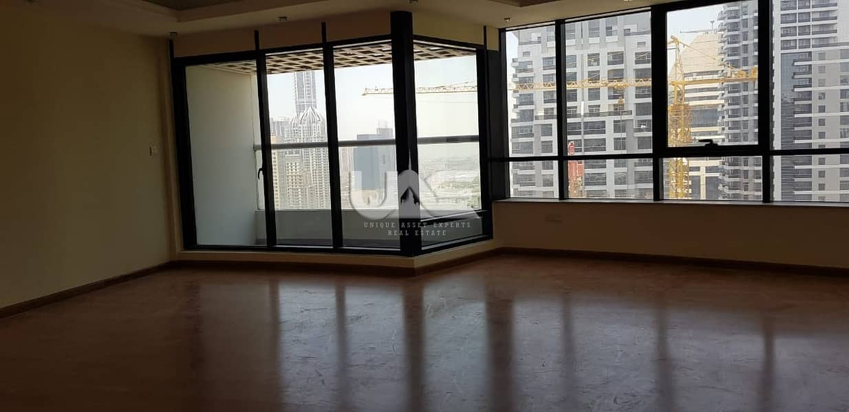 3 Bedroom with  Maids  Room on High Floor Near Metro Station- JLT