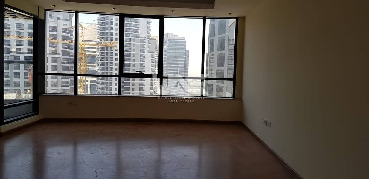 2 3 Bedroom with  Maids  Room on High Floor Near Metro Station- JLT