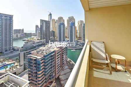 1 Bedroom Apartment for Sale in Dubai Marina, Dubai - Refurbished | Vacant | Fully Furnished