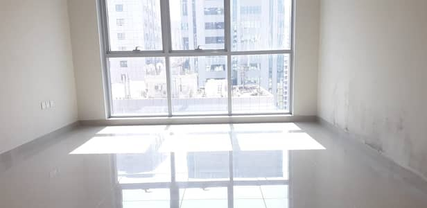 Studio for Rent in Tourist Club Area (TCA), Abu Dhabi - New studio apartment  with parking only 40000