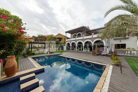6 Bedroom Villa for Sale in The Villa, Dubai - Marbella Type   Upgraded Pool and Garden