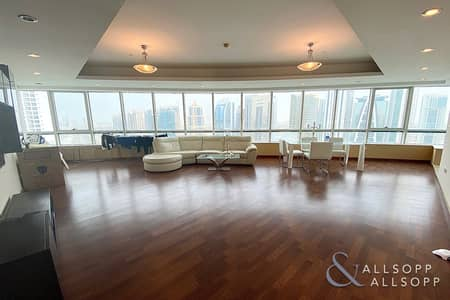 4 Bedroom Apartment for Sale in Dubai Marina, Dubai - Four Bedrooms | Maids Room | 2