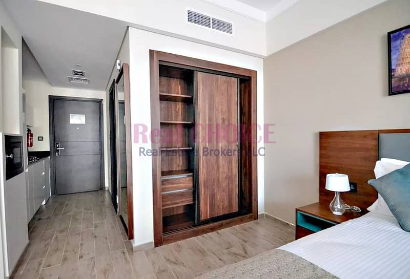 2 Fully Furnished Studio|4 Star Hotel Apartment