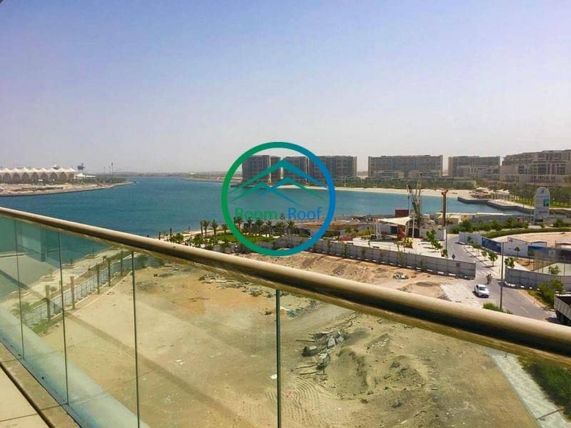Al Raha Beach offering A Beautiful Sea Front Apt!