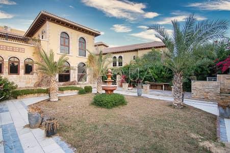 فیلا 7 غرف نوم للايجار في ذا فيلا، دبي - Upgraded Mallorca Villa with Pool and Garden