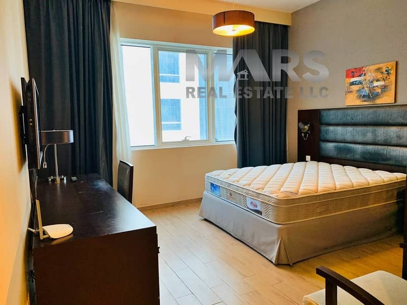 Fully Furnished Studio Apartment in the City