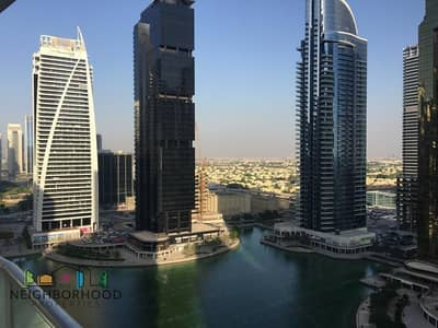 2 Bedroom Apartment for Sale in Jumeirah Lake Towers (JLT), Dubai - 2 Bedroom Unit for Sale in Lake Terrace