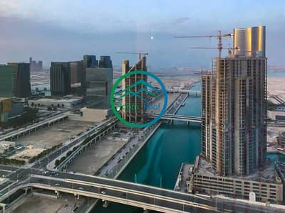 1 Bedroom Flat for Rent in Al Reem Island, Abu Dhabi - Stunning Sea & Lake View from this Apartment!