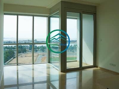 فلیٹ 1 غرفة نوم للايجار في مدينة زايد الرياضية، أبوظبي - Stunning Apt Overlooking Water Near City!