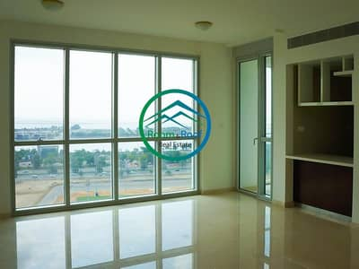 2 Bedroom Flat for Rent in Zayed Sports City, Abu Dhabi - Elegant Residence with Beautiful Water Views!