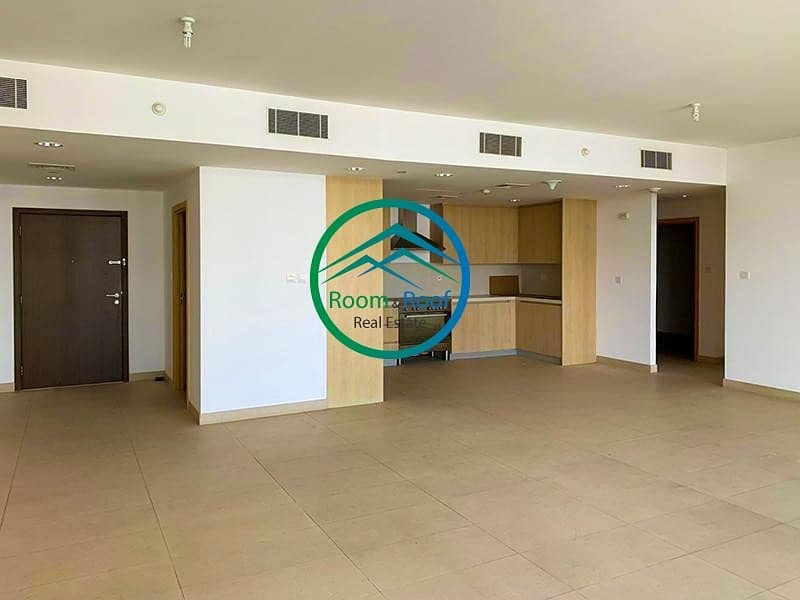 2  Spacious Residence in Al Zeina!