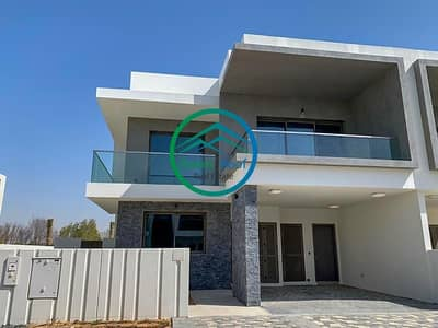 3 Bedroom Townhouse for Rent in Yas Island, Abu Dhabi - Brand New Corner Townhouse