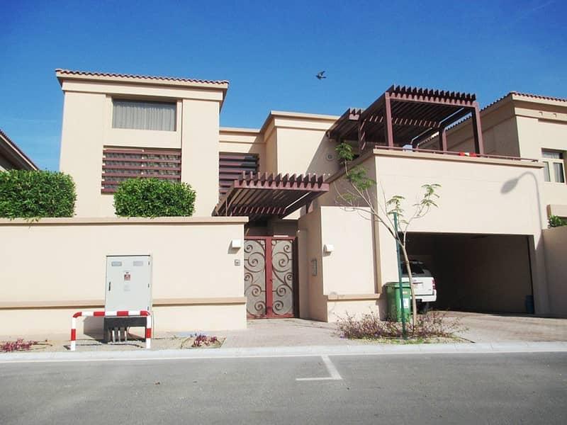 فیلا في ليلك حدائق الجولف في الراحة 5 غرف 255000 درهم - 4504250