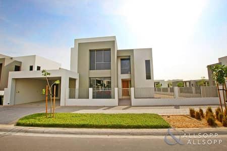 فیلا 5 غرف نوم للبيع في دبي هيلز استيت، دبي - Large Plot | Park and Pool Strip | 5 Beds