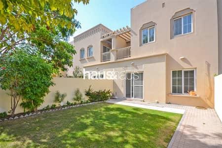 فیلا 2 غرفة نوم للايجار في الينابيع، دبي - Backing Pool and Park   Type 4M   Vacant