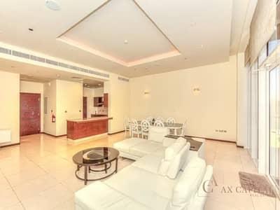 1 Bedroom Flat for Sale in Palm Jumeirah, Dubai - Stunning 1 Bedroom I Aquamarine I Tiara Residences