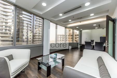 Office for Sale in Jumeirah Lake Towers (JLT), Dubai - Low Floor | Fitted Office | Prime Location