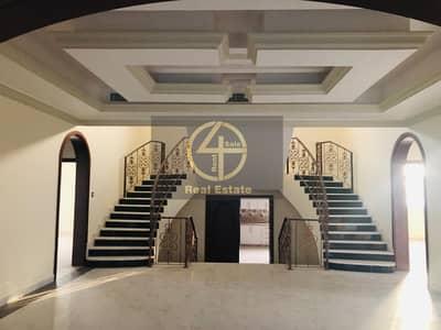 فیلا 7 غرف نوم للبيع في جنوب الشامخة، أبوظبي - Luxury 7 BR villa in South Shamkha