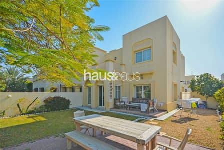 3 Bedroom Villa for Rent in The Springs, Dubai - Prime location Type 1E lake and park backing