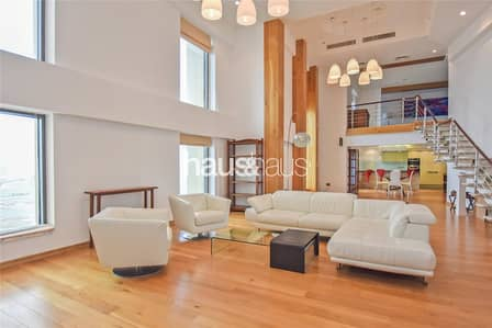 2 Bedroom Penthouse for Rent in Jumeirah Beach Residence (JBR), Dubai - Sadaf 6 Penthouse | Fully Upgraded | Furnished
